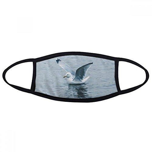 DIYthinker Ocean Water Zee Vogel Wetenschap Natuur Beeld Gezicht Anti-Stof Masker Anti Koud Maske