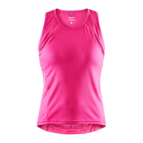 Craft Summit Singlet Maillot de Ciclismo, Fame, XS Mujer