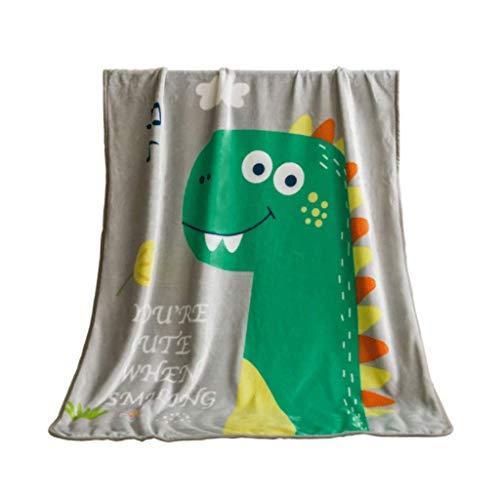 Manta de franela suave para niños y niñas en la cama, sofá, sofá, niños, siesta, regalo de cumpleaños