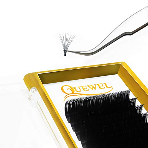 Volume Eyelash Extensions 0.07 D Curl 8-15mm Mix Volume Lashes 2D-20D Easy Fan Lash Self Fanning|0.03/0.05/0.07/0.10/0.12 C/D Single 8-25mm Mix 8-15 9-16 15-20 20-25|(0.07 D Mix-8-15mm)