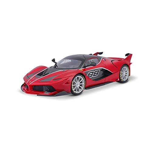 Bburago 15616907r–1: 18Ferrari FXX de K, color rojo , Modelos/colores Surtidos, 1 Unidad
