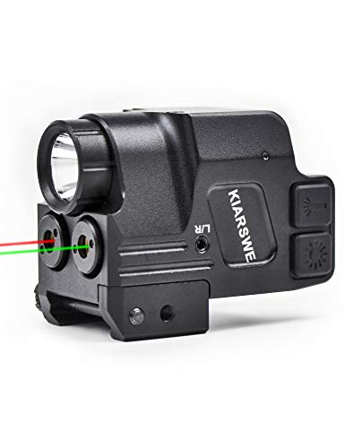 KIARSWE Flashlight Laser Combo