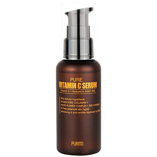 PURITO Pure Vitamin C Serum 60ml Renewal, K-Beauty