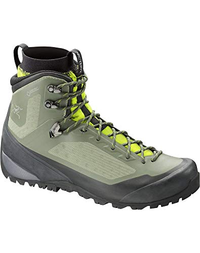 Arcteryx Bora Mid GTX Hiking Boot - Men's Tundra/Reed Green 12 US