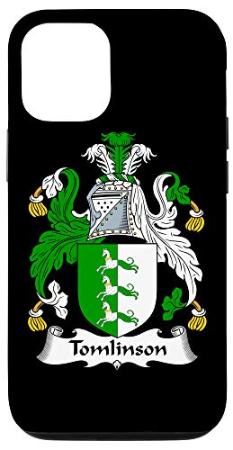 iPhone 12/12 Pro Tomlinson Coat of Arms - Family Crest Case