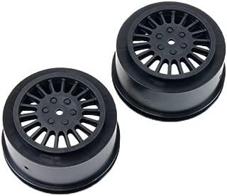 Team Durango TD510009 DESC410R Wheel (2-Piece), Black
