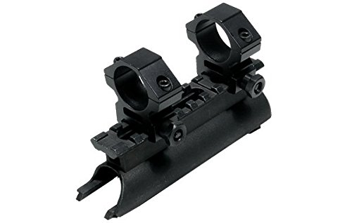 SKS See-Thru Scope Mount