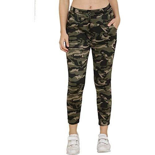 Effigy onlinehub Stretchable Women's Gym wear Leggings Ankle Length Free...