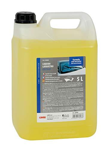 Lampa 38088 - Limpiacristales antimosquitos perfumado Listo para Usar