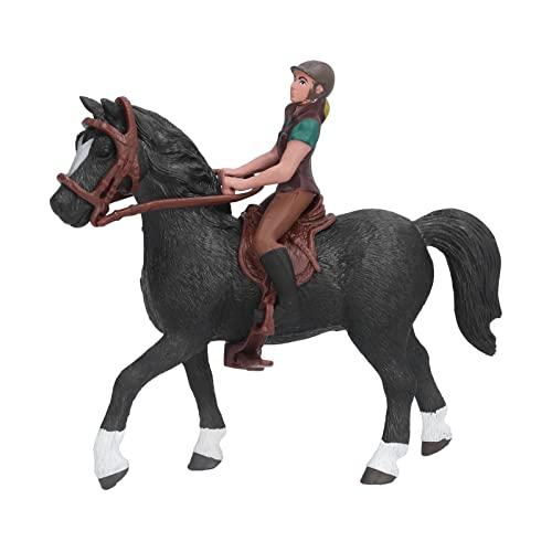 RUIRUIY Klassisches Englisches Pferd und...