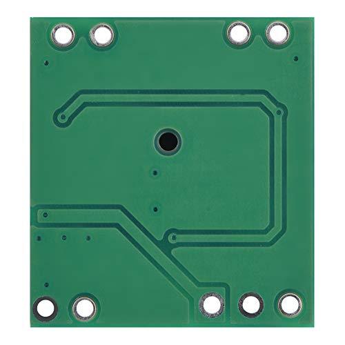 Módulo amplificador de potencia 6pcs Amplificador de potencia de doble canal Tipo D Super pequeño Alta eficiencia 3W + 3W Placa de amplificador de potencia 2.5V-5.5V para televisores /