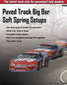 Paved Track Big Bar Soft Spring Setups