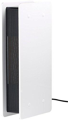 newgen medicals Ionen Luftreiniger: Luftreiniger mit Ionisator und zuschaltbarem Lüfter, weiß (Air Purifier)