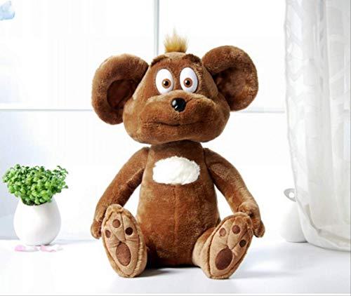Dr. Seuss 'das Lorax Plüschtier Kuscheltier Das Lorax Puppenpuppen-Geburtstagsgeschenk Für Ihr Kind 35cm