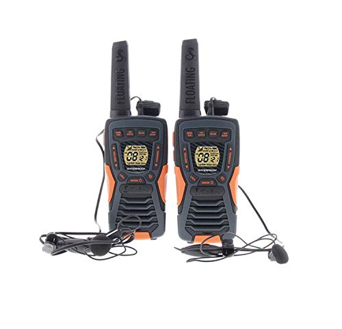 COBRA WalkieTalkie Wetterbest?ndiges Outdoor Walkie-Talkie, AM 1035R, Schwarz, AM 1035R
