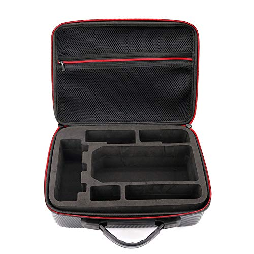 MEGICOT Funda de transporte para DJI Mavic Pro Drone - A prueba de salpicaduras | Compacto | Duradero, ideal para viajes o almacenamiento de protección en el hogar (negro)