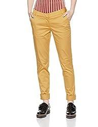 Park Avenue Woman Cotton Trouser Suit