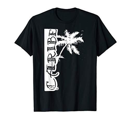 Karibik Palme weiss