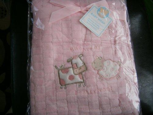 Snuggle Baby Best Friend pour bébé, rose