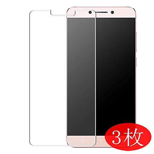 【3 Pack】 Synvy Screen Protector for LeEco Le Max 2 Pro TPU Flexible HD Film Protective Protectors [Not Tempered Glass]