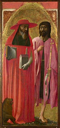 Gifts Delight Laminated 24x50 Poster: Tommaso Masaccio