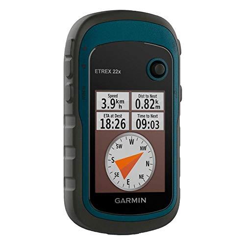 GPS Portátil Garmin eTrex 22x SA