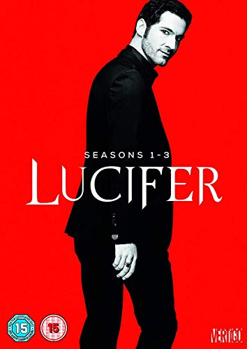 Lucifer - Season 1-3 [DVD] [UK Import]