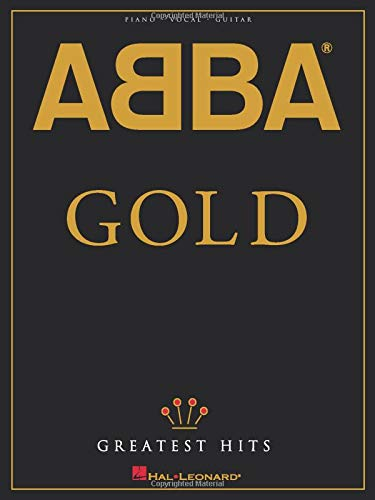 Abba: Gold Greatest Hits (Piano/Vocal/guitar Artist Songbook)