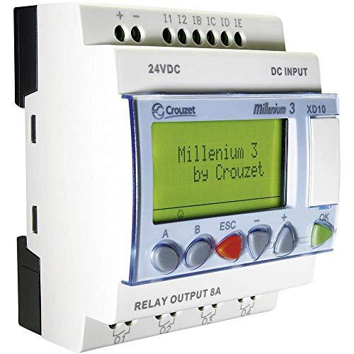 CROUZET - Controlador Millenium 3 xd10s 24vdc
