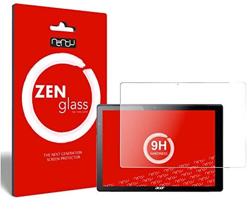 ZenGlass Flexible Glas-Folie kompatibel mit Acer Switch Alpha 12 Panzerfolie I Bildschirm-Schutzfolie 9H