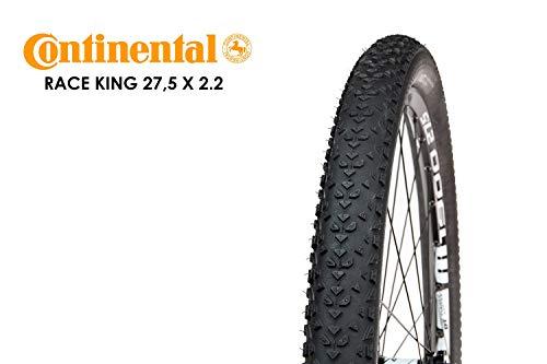 27.5 Zoll Continental Race King 27,5x2.2 Fahrrad Falt Reifen 55-584 Black Chilli Tire