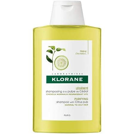 Klorane Shampoo alla Polpa di Cedro, 200 ml