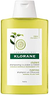 Klorane Champú a la Pulpa de Cítricos - 200 ml