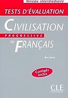 Tests D'Evaluation de La Civilisation Progressive (Intermediate)