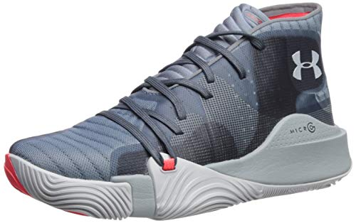of mens under armour basketball shoes Under Armour Men's Spawn Mid Basketball Shoe