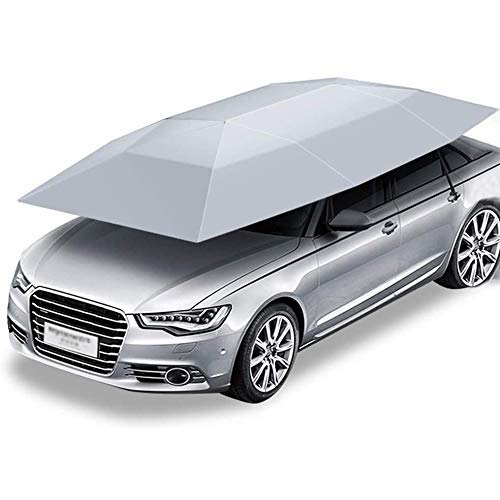LLSS 4.5x2. New Outdoor Car Vehicle Tent Car Umbrella Sun Shade Cover Oxford Cloth Polyester Covers