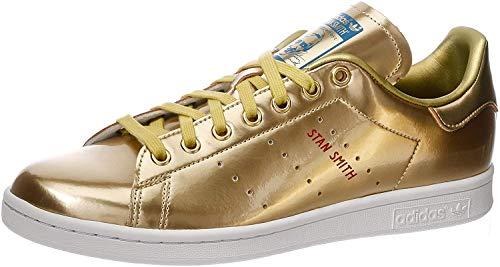 adidas Stan Smith - Zapatillas de gimnasia para hombre Dorado Size: 36 EU