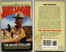 The Silver Stallion - Book #197 of the Slocum