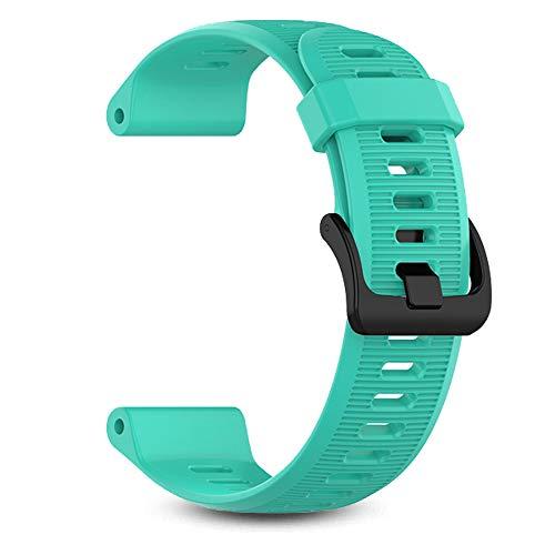 Best Deals! CharmingElf Compatible with Garmin Fenix 5 Band 22mm Width Wacth Straps for Fenix 5/Feni...