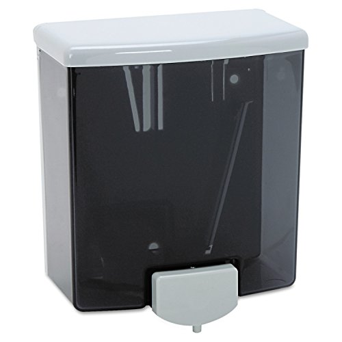 Bobrick B-40 40-fl oz Capacity, Classic Series Surface-Mounted Soap Dispenser