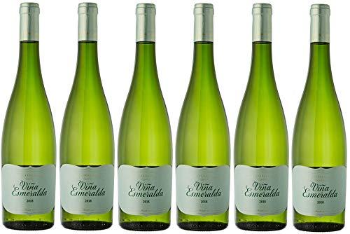 Viña Esmeralda, Vino Blanco - 6 botellas de 75 cl,...