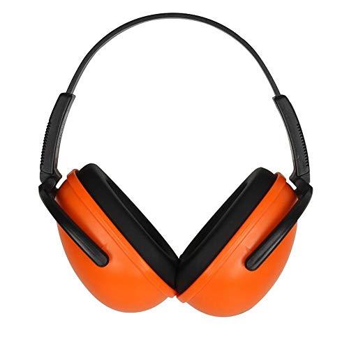 Protectores Auditivos Plegable anti-ruido de ruido industrial de protección de las orejeras de plástico Reducción Esponja adultas protectores auditivos Disparo De Estudio De Sueño De Trabajo Para Adul