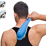 TheraFlow Handheld Deep Tissue Percussion Massager. Muscles, Back, Body, Neck, Foot, Shoulder,...