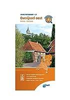 Sallandse Heuvelrug / Deventer 1:66 000: Fietskaarten mit Radwegen