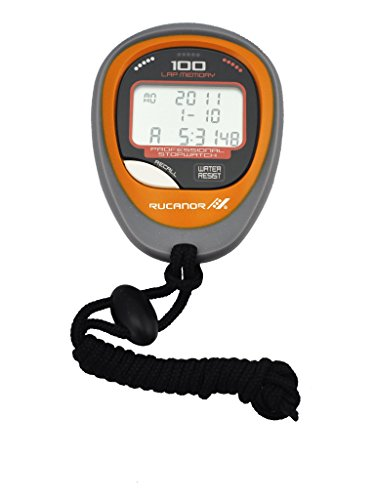 Rucanor 13 Stopwatch - Stopwatches - oranje - ONE