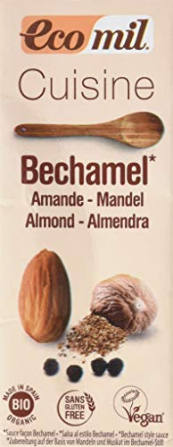 ECOMIL Cousine Bechamel, Bechamel para cocinar- Pack de 12 unidades