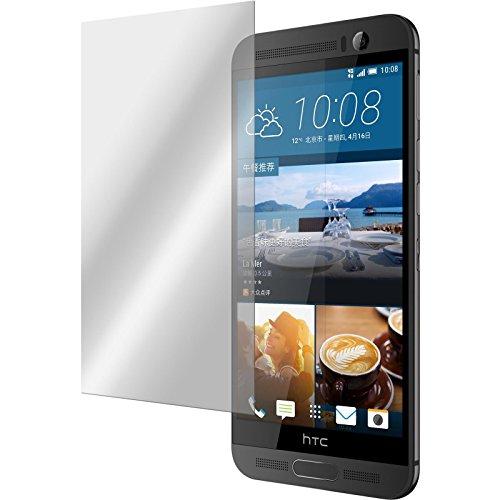PhoneNatic 2 x Glas-Folie klar kompatibel mit HTC One M9 Plus - Panzerglas für One M9 Plus