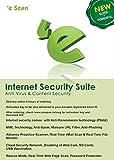 eScan Internet Security Suite Version 11 - 1 User, 1 Year