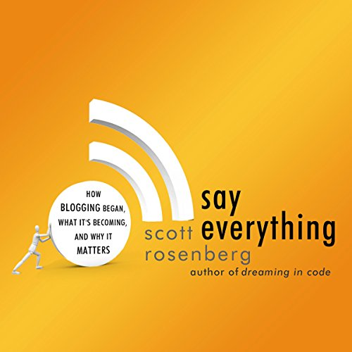 Say Everything audiobook cover art