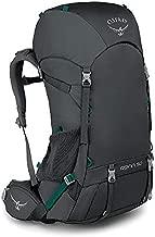 Osprey Renn 50 Women's Backpacking Backpack, Cinder Grey